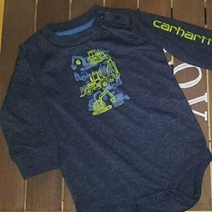 Carharrt onesie